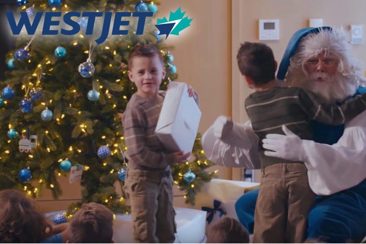 navidad Westjet